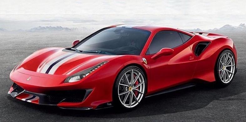 Ferrari 488 Pista: ¿filtrado el sucesor del 458 Speciale?