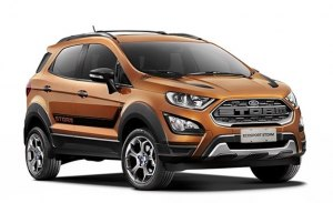 Ford EcoSport Storm, la nueva apuesta off road para Brasil