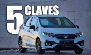 Las 5 claves del nuevo Honda Jazz 2018: una necesaria renovación