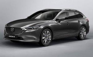 El nuevo Mazda6 Wagon 2018 está listo para su debut en Ginebra