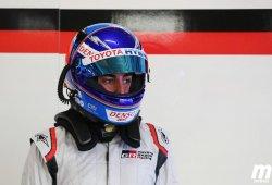 """Alonso: """"El desafío es Toyota contra Le Mans"""""""