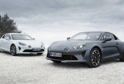 El nuevo Alpine A110 se refina con las versiones Pure y Légende