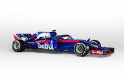Análisis técnico del Toro Rosso STR13: siempre innovador