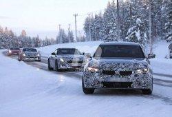 El nuevo BMW Serie 3 culmina su desarrollo junto al nuevo Z4
