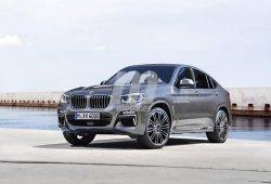 Adelantamos el diseño del BMW X4 2018 antes de su presentación en Ginebra