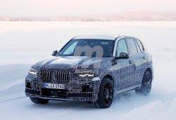 El BMW X5 M cazado al fin en su forma definitiva