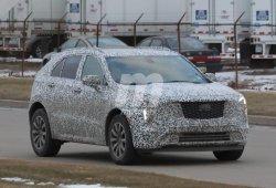Cadillac XT4: nos asomamos por primera vez a su lujoso habitáculo