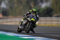 Crutchlow lidera en el caluroso inicio del test MotoGP de Buriram