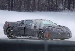 Chevrolet ya desarrolla el Corvette C8.R para Le Mans