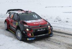 Citroën usa el comodín Mads Ostberg en el Rally de Suecia