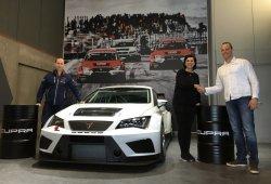 Cupra asume el rol de Seat Sport con el nuevo Cupra TCR