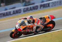 Dani Pedrosa cierra el test MotoGP de Buriram al frente