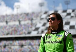 Danica Patrick correrá la Indy 500 con Ed Carpenter Racing