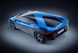 El superdeportivo eléctrico Elextra rondará el medio millón de euros