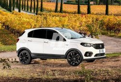Fiat lanzará un nuevo SUV para el segmento B en 2019