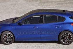 Filtrada la nueva generación del Ford Focus que debuta en primavera