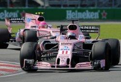 Force India: en busca del podio perdido
