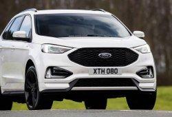 El facelift del Ford Edge se presenta en Ginebra 2018