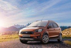Ford Freestyle: el Ka+ se 'crossoveriza' y llegará a Europa