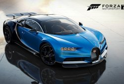 El Bugatti Chiron llega a Forza Motorsport 7 gracias al Dell Gaming Car Pack
