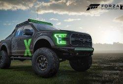 El Ford F-150 Raptor Xbox One X Edition llega a Forza Motorsport 7