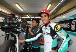 Hafizh Syahrin sustituirá a Folger en el equipo Tech3 de MotoGP