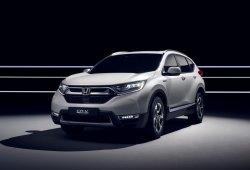 Honda confirma los nuevos CR-V y Jazz X-Road para Ginebra 2018
