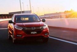 Honda actualiza el crossover HR-V destinado al mercado japonés
