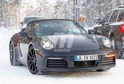 Nos colamos en el interior del nuevo Porsche 911 generación 992