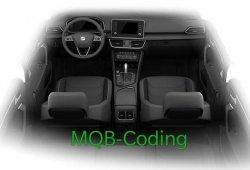 El interior del nuevo SEAT Tarraco filtrado en estas patentes