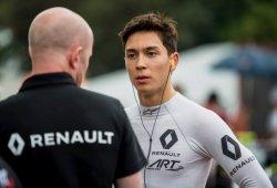Jack Aitken y Artëm Markelov, nuevos reservas de Renault