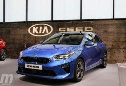 Presentación Kia Ceed 2018, ya hemos conocido al renovado compacto coreano
