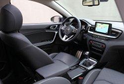 Filtrado el interior del nuevo Kia Cee'd antes de su presentación en en el Salón de Ginebra