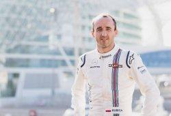 Kubica pilotará en pretemporada y en tres sesiones de libres