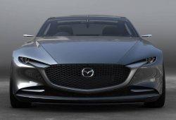 """Mazda confirma su primer eléctrico """"enchufable"""" para 2020"""