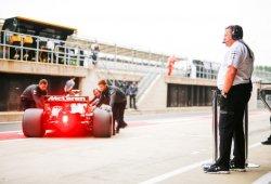 McLaren se centra en una gran evolución para Australia