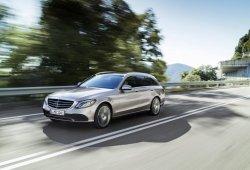Los Mercedes Clase C y Clase C Estate se actualizan con discretos cambios