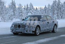 Mercedes Clase S 2021: cazado un prototipo de la nueva generación