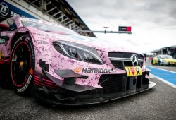 Mercedes confirma a Paffett, Di Resta, Auer y Mortara