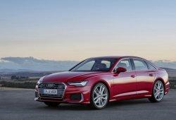 La quinta generación del Audi A6 llega cargada de tecnología al Salón de Ginebra 2018