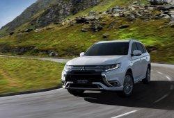 Mitsubishi introducirá mejoras en el Outlander PHEV en el Salón de Ginebra