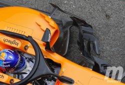 Según Lowe, los 'bargeboards' son la clave del diseño de los Fórmula 1 de 2018