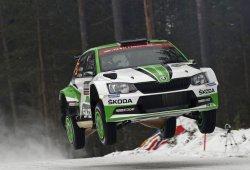 Tidemand inicia la defensa del título de WRC2 en Suecia