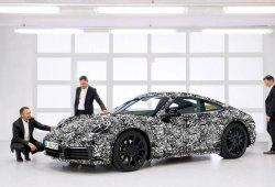 Porsche nos muestra la nueva generación 992 del 911 por primera vez