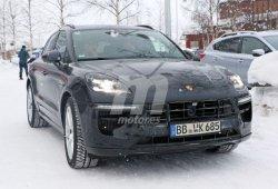 El actualizado Porsche Macan continúa sus pruebas mostrando parte de su nuevo interior