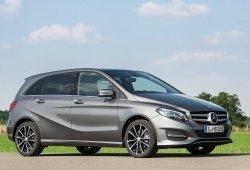 La gama del Mercedes Clase B estrena precios en España