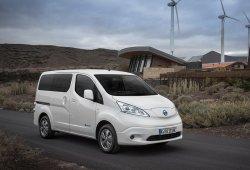 El Nissan e-NV200 con batería de 40 kWh ya tiene precios en España