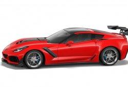 Chevrolet ya ha abierto el configurador del Corvette ZR1