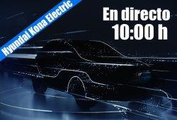 Sigue la presentación en directo del nuevo Hyundai Kona Electric