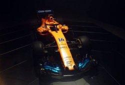 McLaren desvela su apuesta para la F1 de 2018: el MCL33